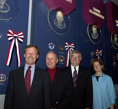 astronaut hall of fame members - photo #18